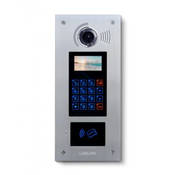 Touch Screen Digital Outdoor Intercom Station