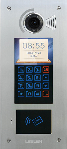 Buy Touch Phone for Door Alarm From Xiamen Leelen